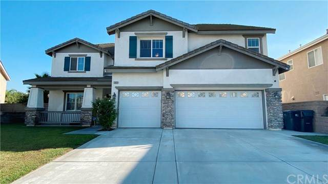 13839 Delta Downs Circle, Eastvale, CA 92880 (#TR20224800) :: The Miller Group