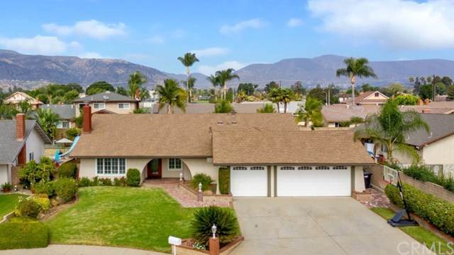 935 Herbine Street, La Verne, CA 91750 (#OC20224033) :: The Results Group