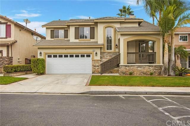 819 Oso Drive, Corona, CA 92879 (#PW20224276) :: The Miller Group