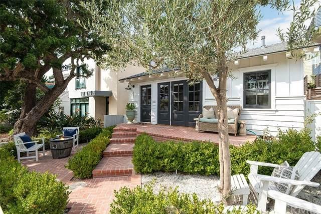 533 5th Street, Manhattan Beach, CA 90266 (#SB20222920) :: The Miller Group