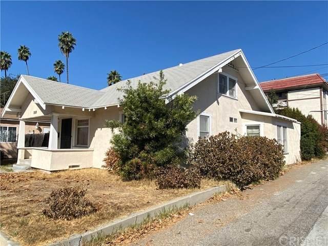 809 E Harvard Street, Glendale, CA 91205 (#SR20224795) :: The Parsons Team