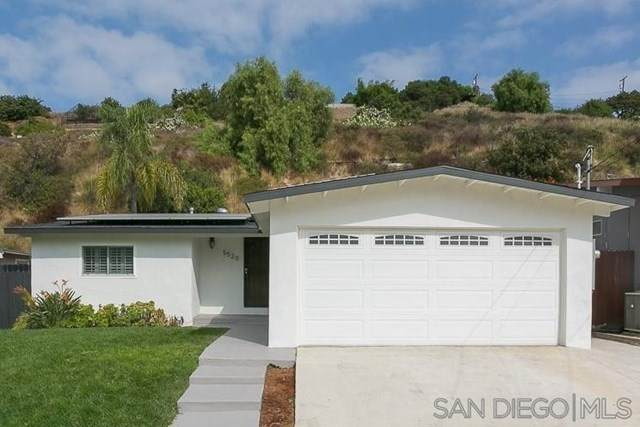 5520 Baja Dr, San Diego, CA 92115 (#200049691) :: Rogers Realty Group/Berkshire Hathaway HomeServices California Properties