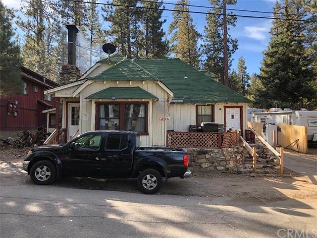 41037 School Street, Big Bear, CA 92315 (#EV20224829) :: TeamRobinson | RE/MAX One