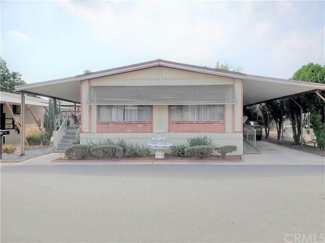 307 S Smith Avenue #55, Corona, CA 92882 (#SW20224836) :: eXp Realty of California Inc.