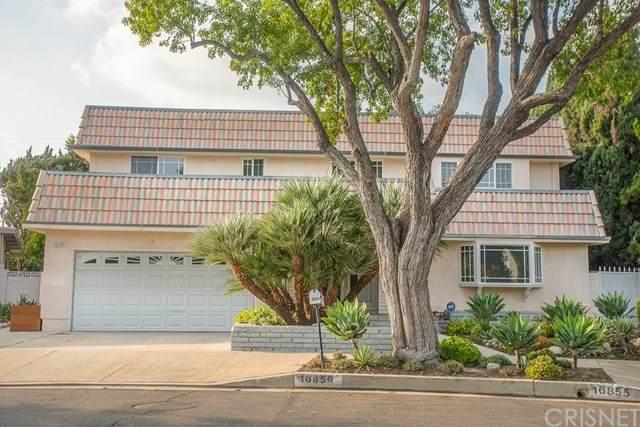 16859 Klee Street, Northridge, CA 91343 (#SR20224843) :: The Brad Korb Real Estate Group