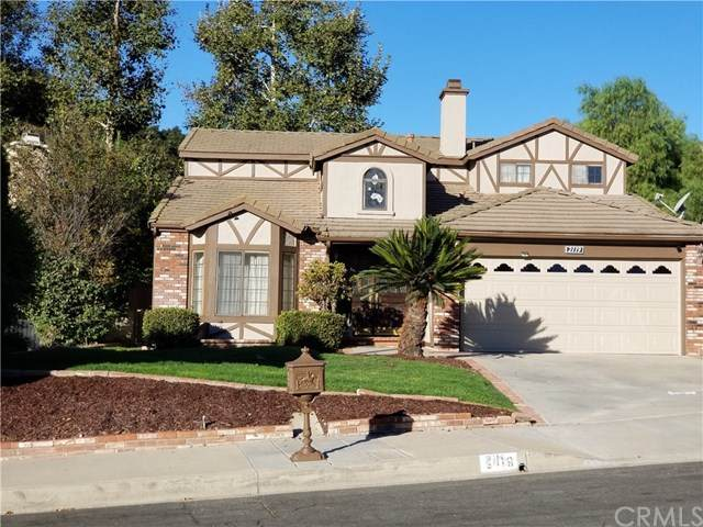 2119 Olivine Drive, Chino Hills, CA 91709 (#IV20224866) :: The Miller Group