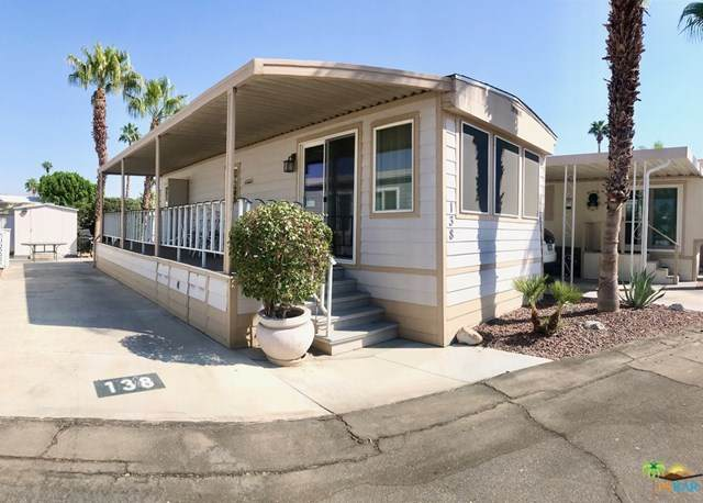 69801 Ramon Road #138, Cathedral City, CA 92234 (#20651252) :: eXp Realty of California Inc.