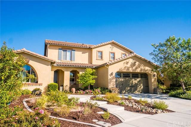 44599 Howell Mountain Street, Temecula, CA 92592 (#SW20224845) :: EXIT Alliance Realty