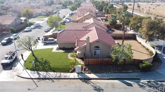 1717 Windsor Place, Palmdale, CA 93551 (#SR20224856) :: The Brad Korb Real Estate Group
