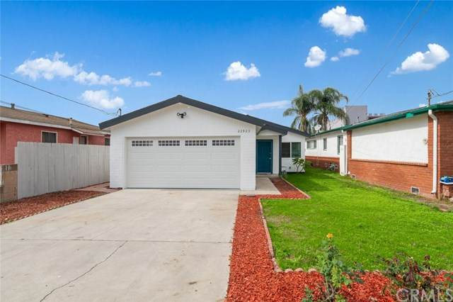 22923 Alexandria Avenue, Torrance, CA 90502 (#TR20224902) :: The Brad Korb Real Estate Group
