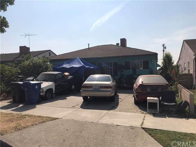736 W 132nd Street, Gardena, CA 90247 (#CV20224760) :: The Results Group