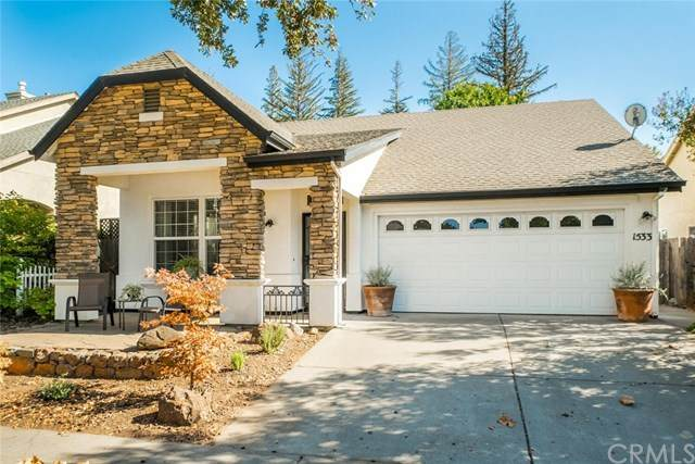 1533 Ridgebrook Way, Chico, CA 95928 (#SN20224583) :: RE/MAX Empire Properties