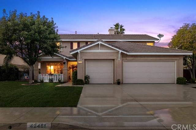 42461 Via Serrano, Murrieta, CA 92562 (#SW20224948) :: Legacy 15 Real Estate Brokers