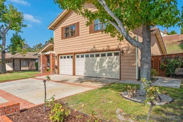 13160 Triumph Dr, Poway, CA 92064 (#200049712) :: Team Foote at Compass