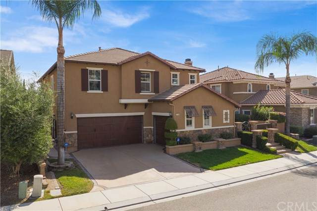 27158 Red Maple Street, Murrieta, CA 92562 (#SW20224446) :: EXIT Alliance Realty