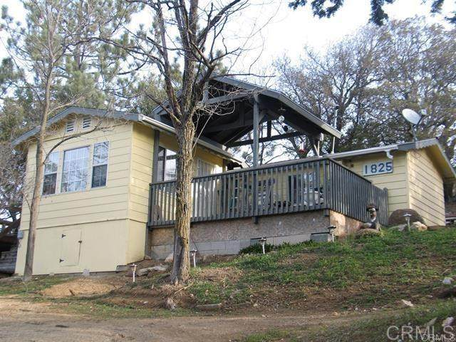 1825 Whispering Pines Drive, Julian, CA 92036 (#PTP2000974) :: The Results Group