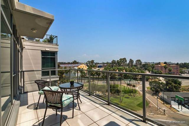 1441 9th Avenue #705, San Diego, CA 92101 (#200049718) :: Rogers Realty Group/Berkshire Hathaway HomeServices California Properties