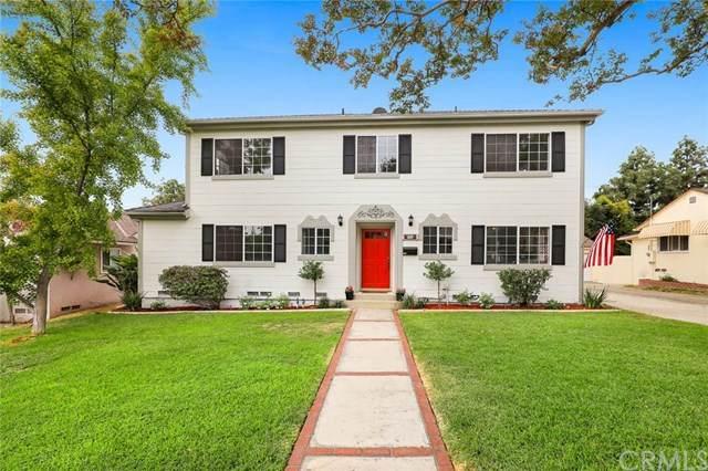 211 Poinsettia Avenue, Monrovia, CA 91016 (#AR20225010) :: eXp Realty of California Inc.