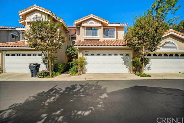 4815 La Rosa Drive, Oak Park, CA 91377 (#SR20225067) :: eXp Realty of California Inc.