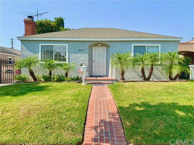 2015 S Curtis Avenue, Alhambra, CA 91803 (#WS20224815) :: The Miller Group