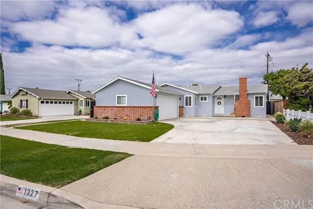 1327 E Locust Avenue, Orange, CA 92867 (#PW20224792) :: Laughton Team | My Home Group