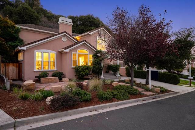 2610 Carlmont Drive, Belmont, CA 94002 (#ML81817297) :: The Bhagat Group