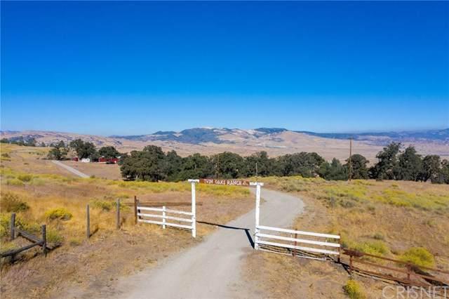 47385 Ridge Route Road, Lake Hughes, CA 93532 (#SR20222587) :: The Bhagat Group