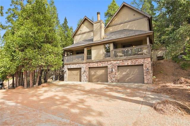 105 Grass Valley Road, Lake Arrowhead, CA 92352 (#IV20225148) :: The Results Group