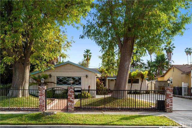 19840 Haynes Street, Woodland Hills, CA 91367 (#SR20225093) :: American Real Estate List & Sell