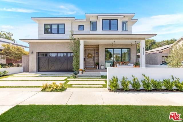 4217 Jackson Avenue, Culver City, CA 90232 (#20648728) :: The Miller Group