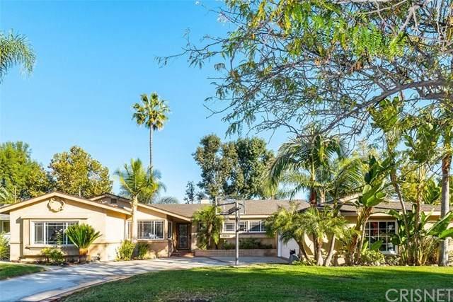19849 Haynes Street, Woodland Hills, CA 91367 (#SR20225200) :: Veronica Encinas Team