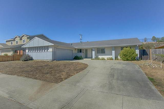 118 Iowa Drive, Santa Cruz, CA 95060 (#ML81817327) :: Compass
