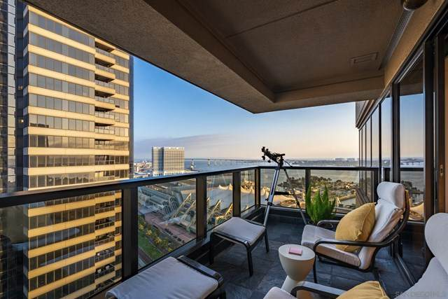 100 Harbor Dr #2506, San Diego, CA 92101 (#200049759) :: Z Team OC Real Estate