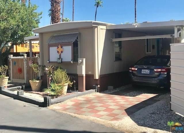 240 Pocahantas, Palm Springs, CA 92264 (#219051961PS) :: RE/MAX Masters