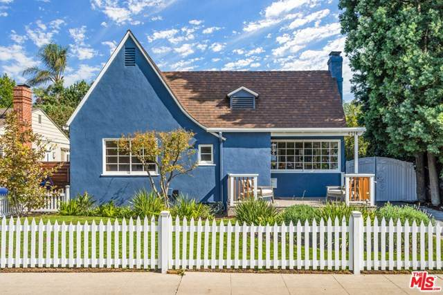 4214 Bakman Avenue, Studio City, CA 91602 (#20650814) :: The Results Group