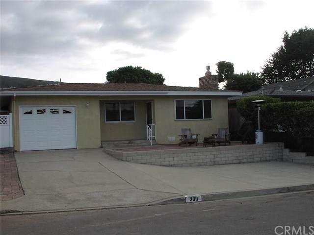 389 Woodland Drive, Los Osos, CA 93402 (#SC20225136) :: Z Team OC Real Estate