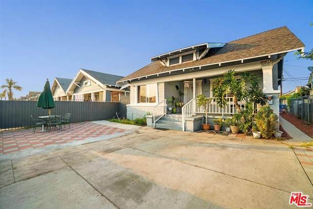 1147 W 53Rd Street, Los Angeles (City), CA 90037 (#20651356) :: Millman Team