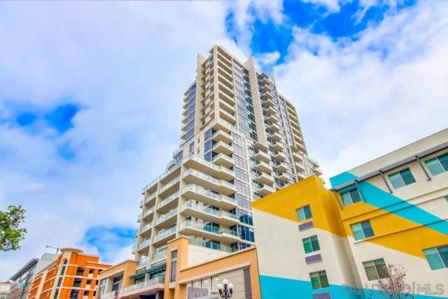 575 6Th Ave #2102, San Diego, CA 92101 (#200049777) :: eXp Realty of California Inc.