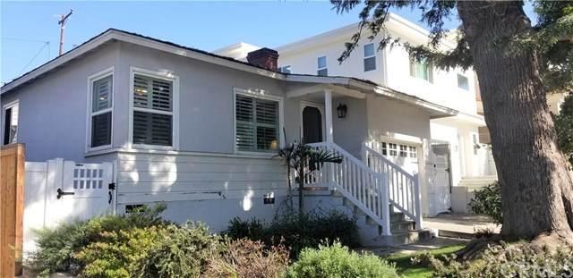 3524 Palm Avenue, Manhattan Beach, CA 90266 (#SB20225376) :: The Miller Group
