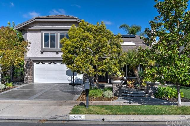 25091 Shaver Lake Circle, Lake Forest, CA 92630 (#OC20225379) :: Team Foote at Compass