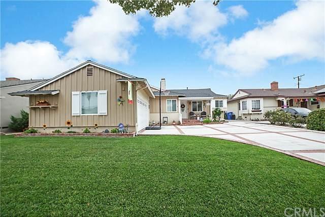 10337 Woodstead Avenue, Whittier, CA 90603 (#PW20224686) :: The Miller Group