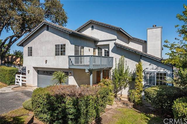 1009 Burro Verde, Paso Robles, CA 93446 (#NS20217248) :: The Miller Group
