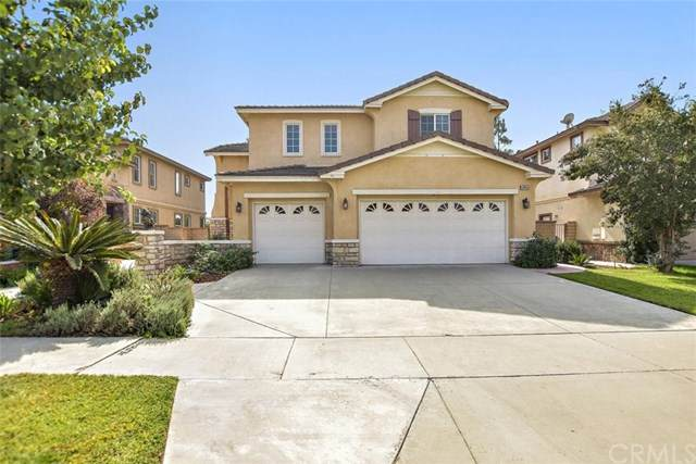 12455 Harwick Drive, Rancho Cucamonga, CA 91739 (#CV20225415) :: The Results Group