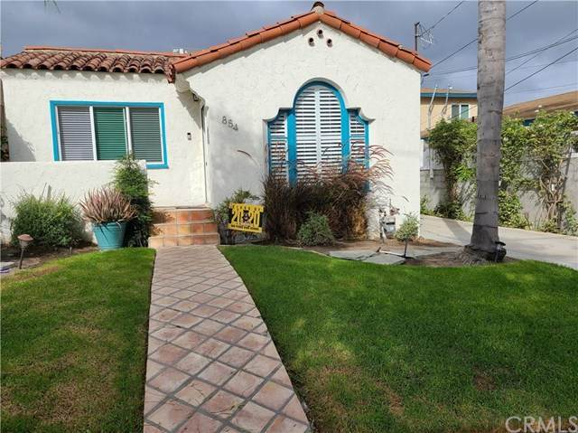 854 W 17th Street, San Pedro, CA 90731 (#PW20225269) :: Millman Team