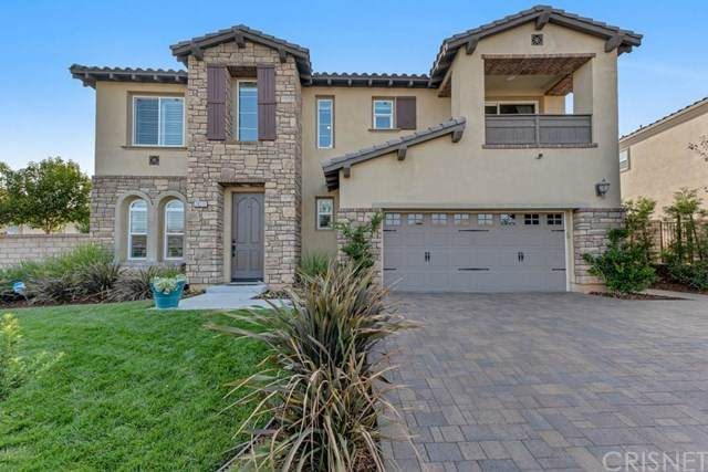 28315 Chisel Court, Valencia, CA 91354 (#SR20225125) :: Team Foote at Compass