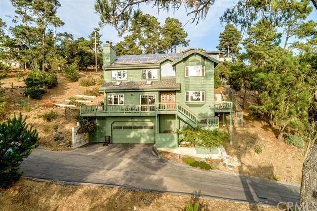 5060 Pineknolls Drive, Cambria, CA 93428 (#SC20214747) :: Z Team OC Real Estate