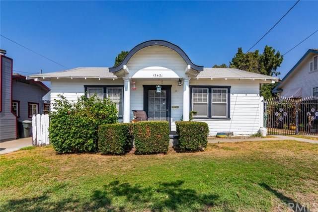 12421 Howard Street, Whittier, CA 90601 (#OC20194420) :: Veronica Encinas Team