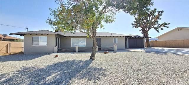 57615 Sunnyslope Drive, Yucca Valley, CA 92284 (#CV20225629) :: Team Tami