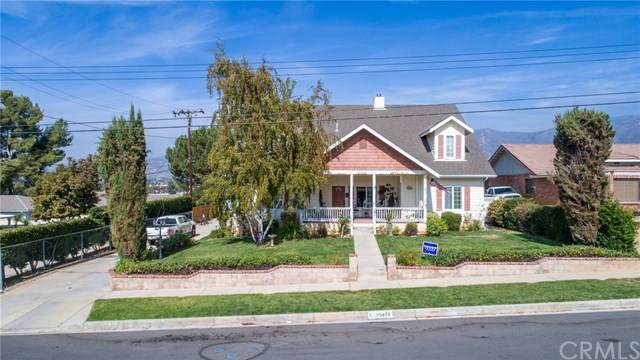 35472 Panorama Drive, Yucaipa, CA 92399 (#SW20225350) :: American Real Estate List & Sell