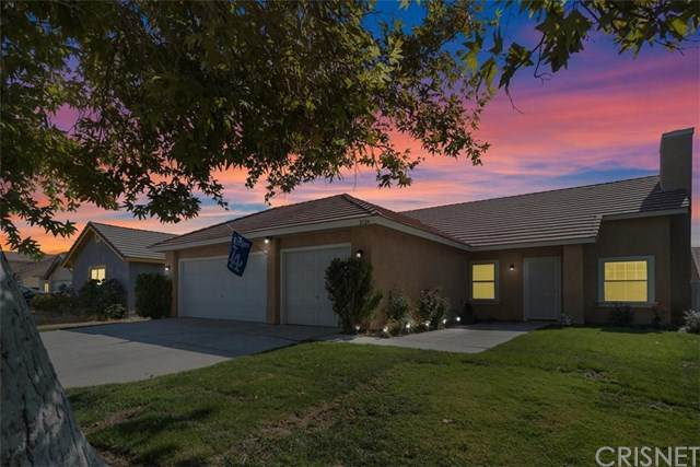 2524 Cold Creek Avenue, Rosamond, CA 93560 (#SR20225637) :: RE/MAX Empire Properties